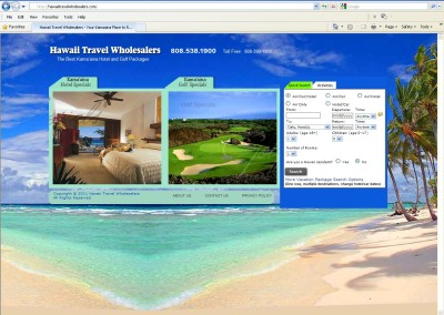 Hawaii Travel Wholesalers