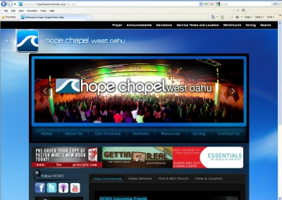Hope Chapel West Oahu