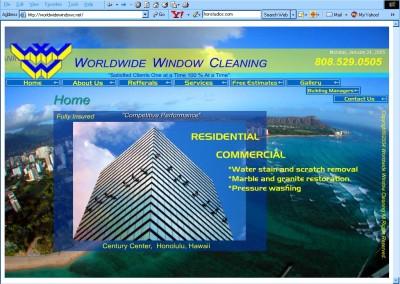 Worldwide Window Cleaning