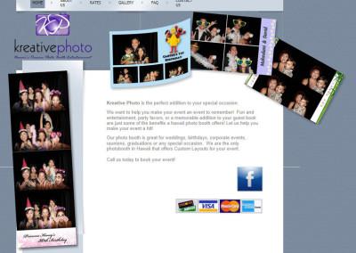 Kreative Photo Booth