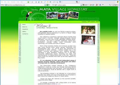 Maya Village Homestay