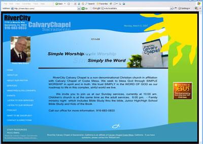 River City Calvary Chapel