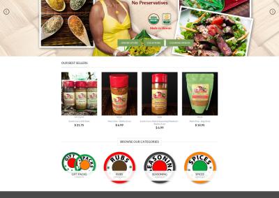 Kaiulani Spices